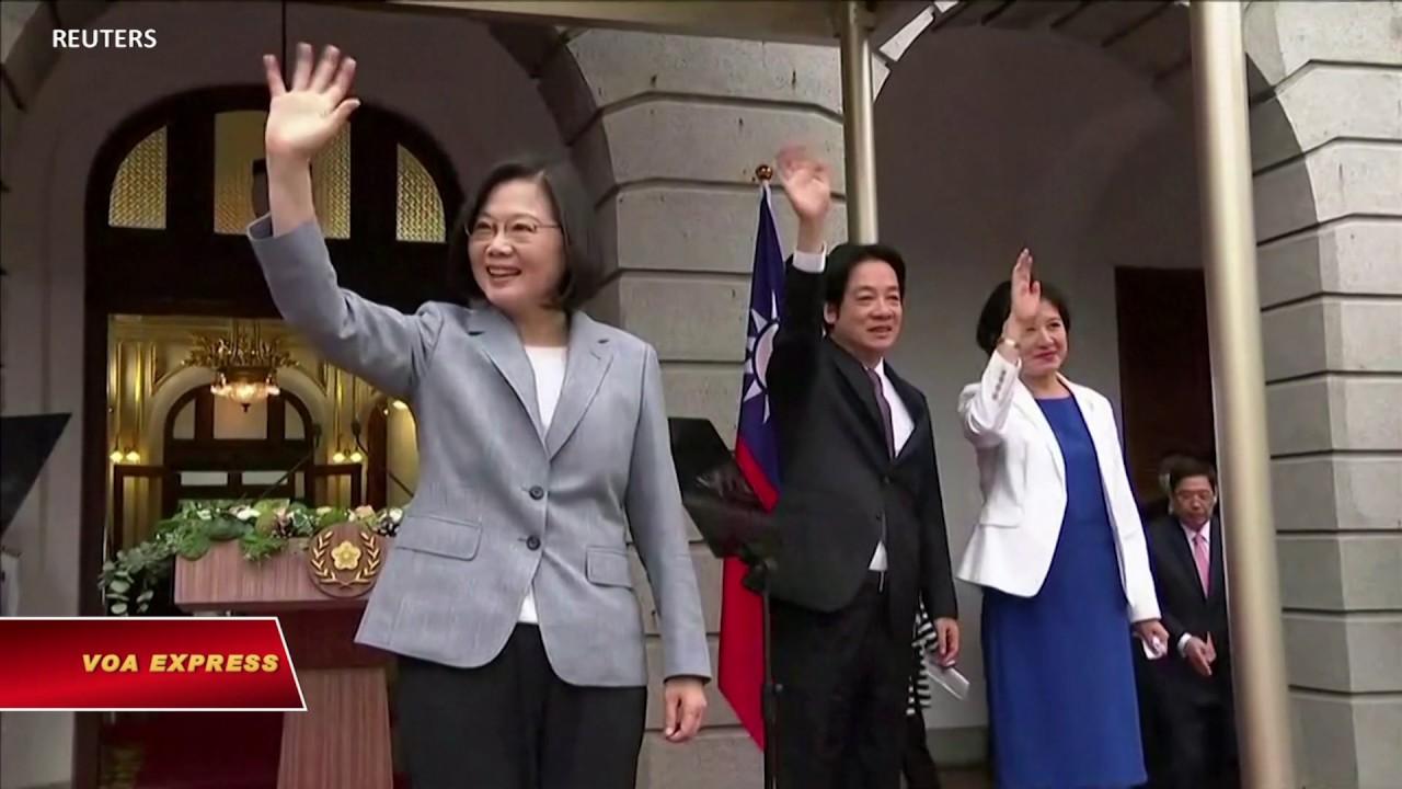 Tổng thống Đài Loan phản đối sự cai trị của Trung Quốc (VOA)