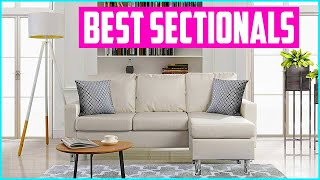 Top 5 Best Sectionals in 2020 Reviews