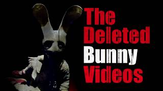 """The Deleted Bunny Videos"" Creepypasta Original Creepy Story"