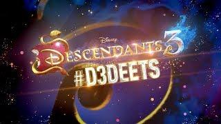 Celia Reveal | #D3Deets | Descendants 3
