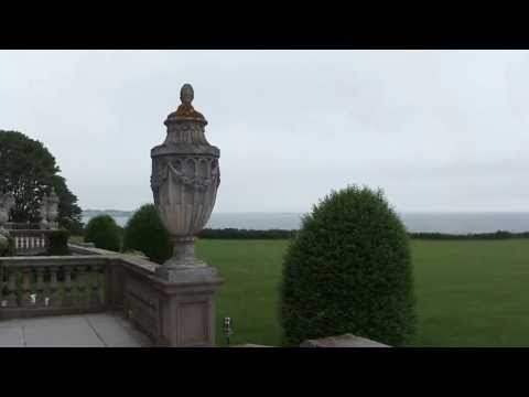 The Breakers - Vanderbilt mansion in New Port, RI