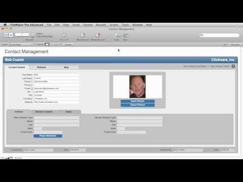 FileMaker Pro: Finding Data