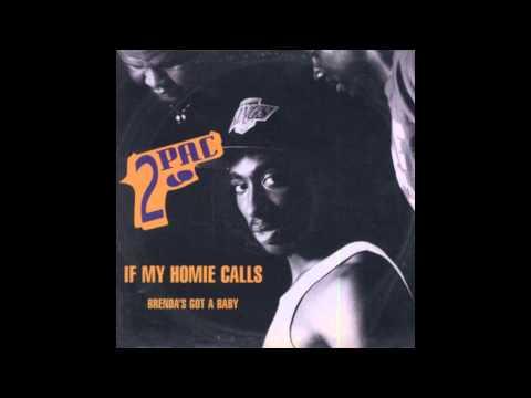 Tupac Shakur - If My Homie Calls