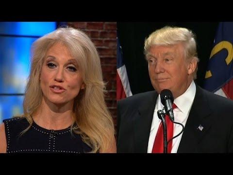 How Kellyanne Conway will help Donald Trump