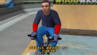 Dave Mirra Freestyle BMX 2 (PS2 Gameplay)