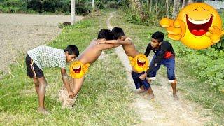 Bangladesh Villge Small boy New Funny Comedy Video-2019-#Naichai_Tv