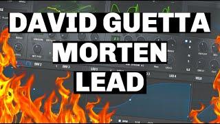 Serum Tutorial: David Guetta & MORTEN - Never Be Alone (HOW TO MAKE THE LEAD)