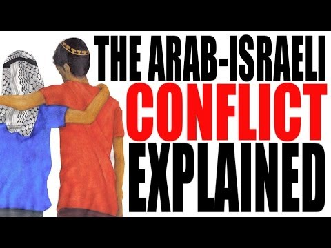 The Arab-Israeli Conflict Explained: World History Review