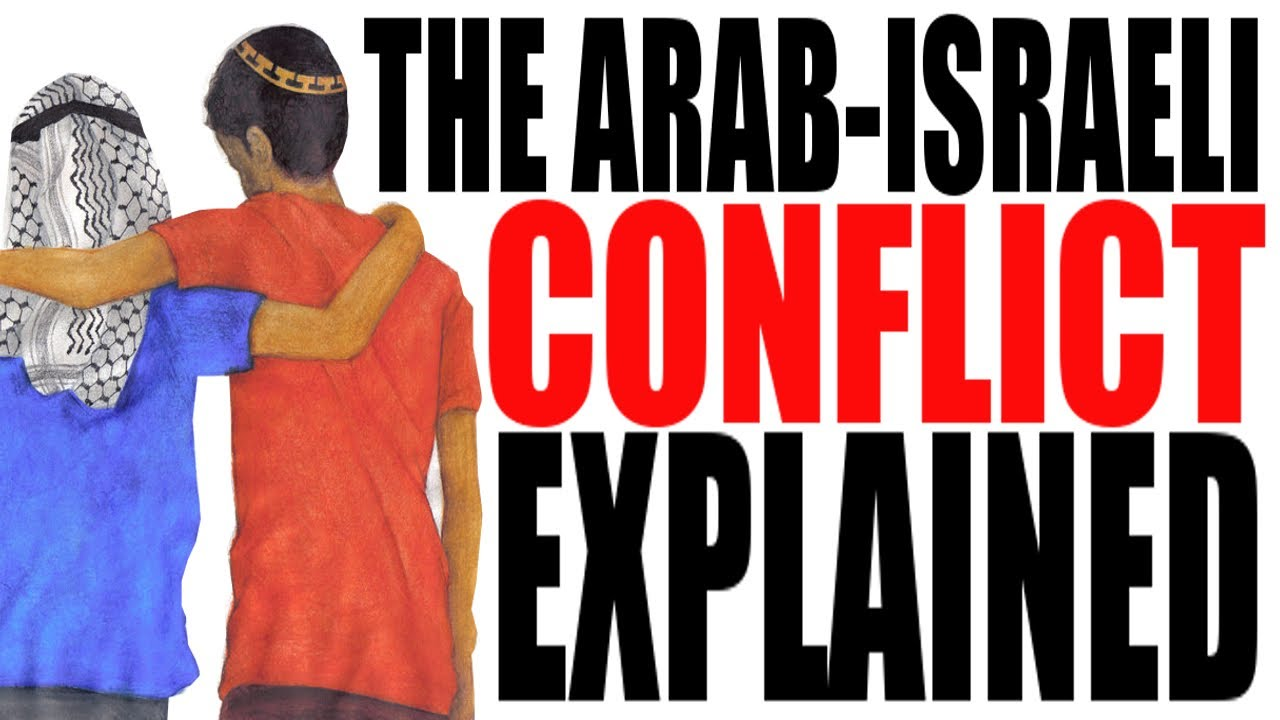 the arab i conflict explained world history review