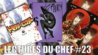 AJIN TOME 6 - MONSTERxFRIENDS- AYAKASHI - LECTURES DU CHEF#23