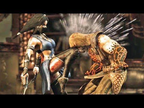 Brutality Menina Perdida da Kitana: Mortal Kombat X thumbnail