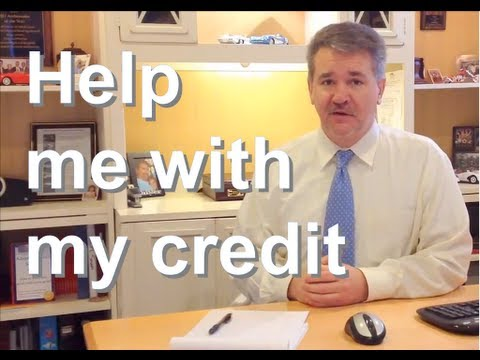 Help me with my credit. 1 credit strategy that works every time. Credit Score Tips