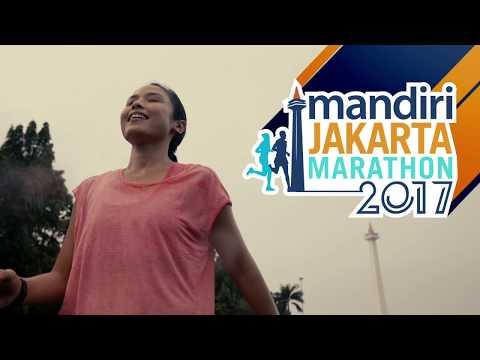 Mandiri Jakarta Marathon 2017