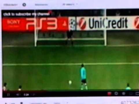 penalty van Messi afgekeurd