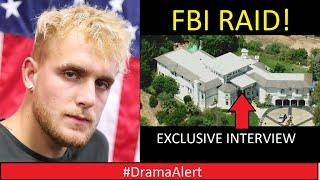Why JAKE PAUL was RAIDED by the FBI! #DramaAlert - ( EXCLUSIVE INTERVIEW ) - Arman Izadi