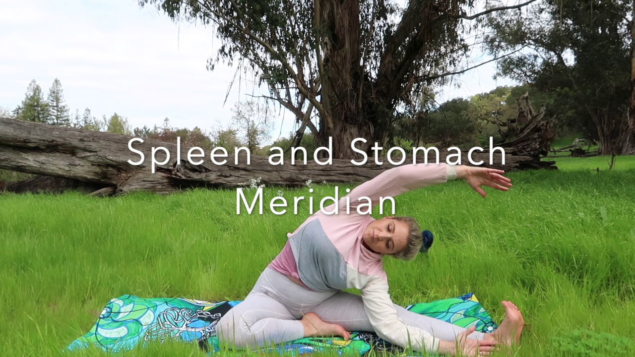 Meridian Yoga + Lymphatic Massage - ALL LEVELS - Yoga with Concha