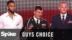 Heroes: Anthony Sadler, Spencer Stone & Alek Skarlatos - Guys Choice 2016
