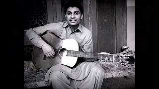 The remake of muje ishq hay tujhi say by Muhammad Rafi
