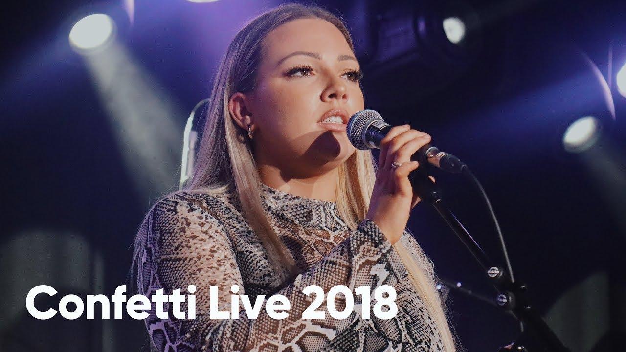 Confetti Live 2018   See Great Local Music