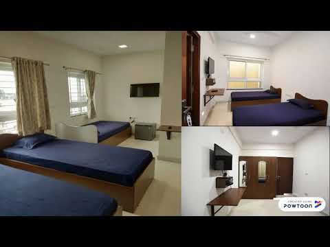 Suyash PG Luxury Paying Guest Accommodation For Men And Women In Bangalore