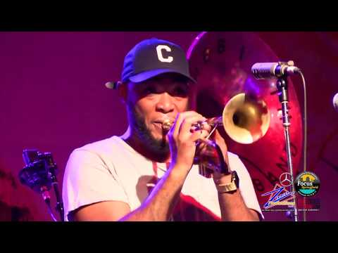Springfield Jazz & Roots Festival 2017 - Rebirth Brass Band