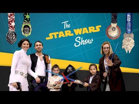 Download Youtube: Star Wars Day Highlights at Lucasfilm & runDisney's Star Wars Half Marathon!