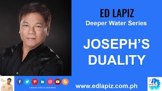 🆕Ed Lapiz Latest Video Sermon Review👉 Ed Lapiz - JOSEPHS DUALITY 👉 Ed Lapiz Official Channel 2020