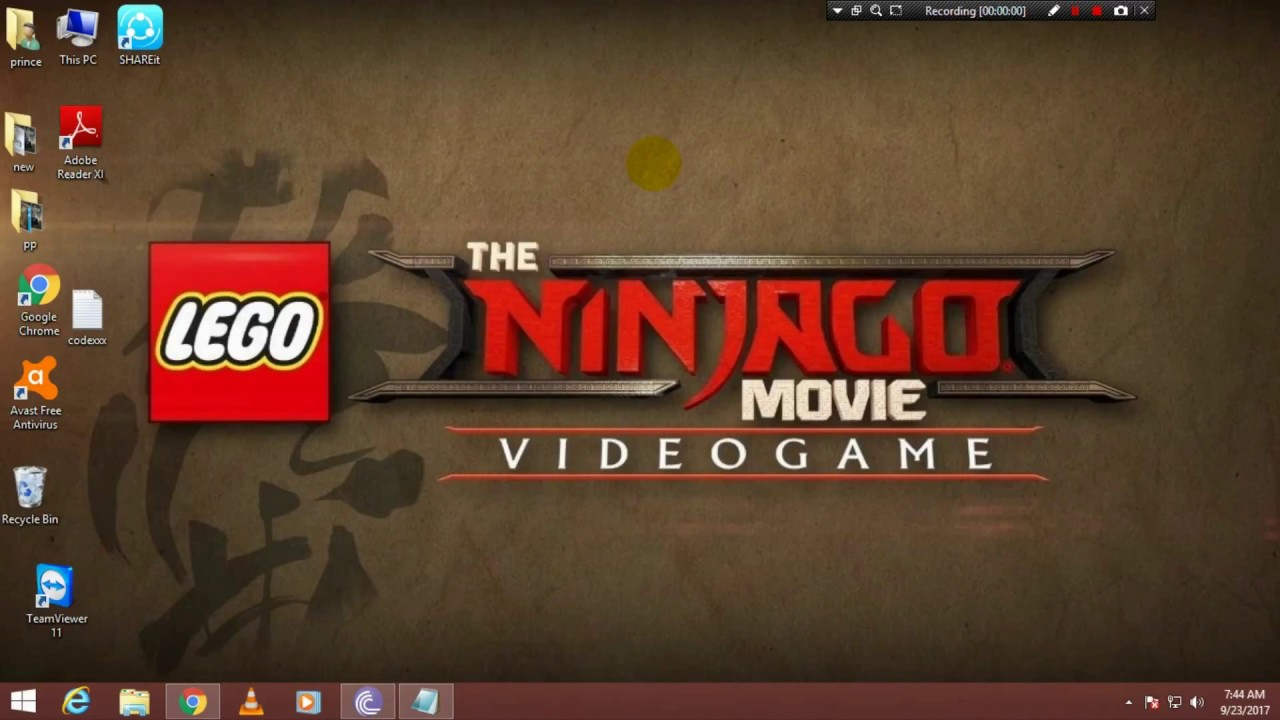 How To Download The Lego Ninjago Movie Videogame Codex Youtube