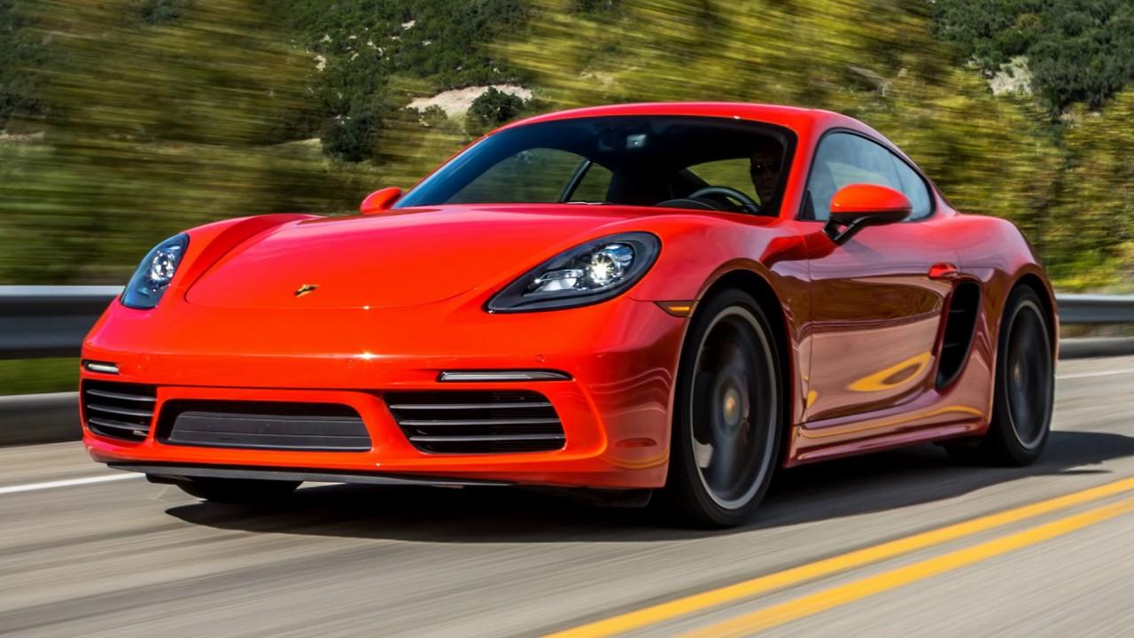 Porsche 5 Seater - YouTube