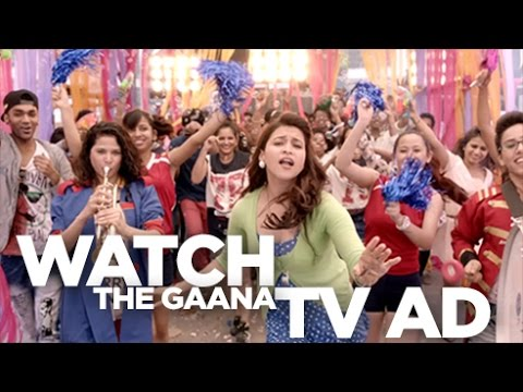 Bas Bajna Chahiye | Gaana.com Table Bajaake TVC