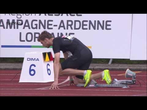 Christophe Lemaitre - Sprint Motivation