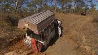 Bogs and more bogs on the Munja Track ► All 4 Adventure TV