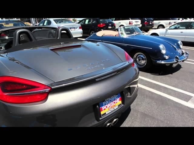 2013 Porsche Boxster Launch Event @ Pacific Porsche