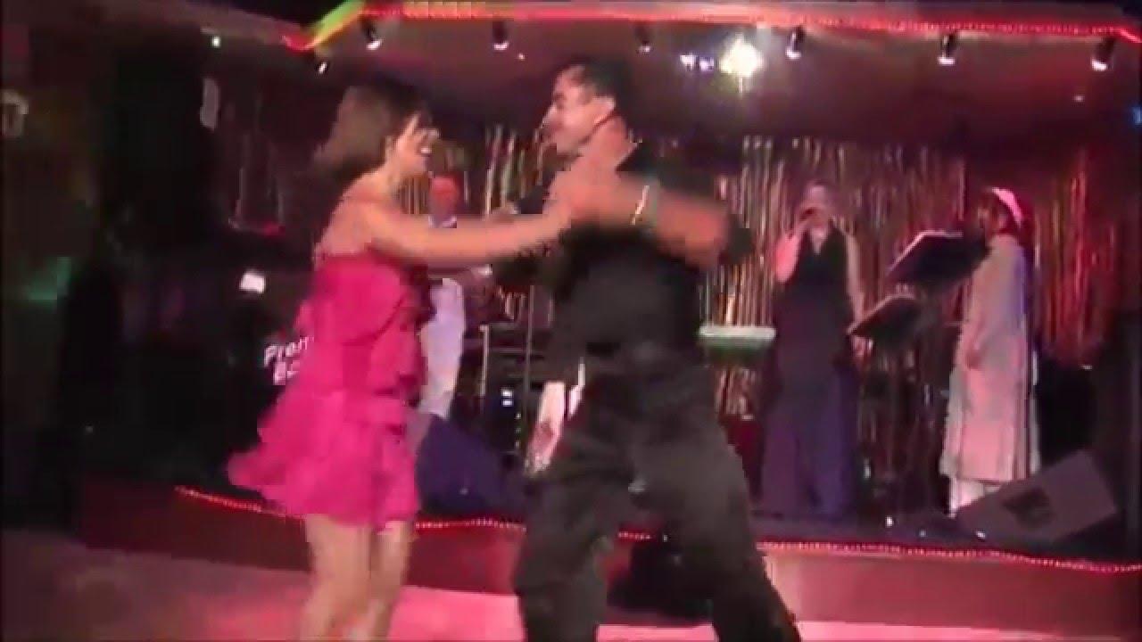 Видео танец секси латино