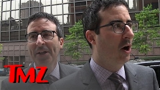 Comedian John Oliver's bringing down of the FCC's website makes him a powerful Americans! | TMZ