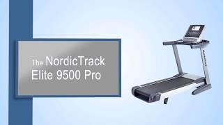 nordictrak elite 9500 pro treadmill review