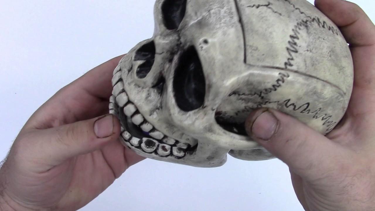 Box  Skull