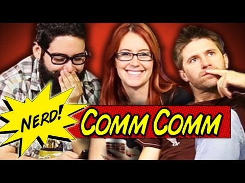 BLACK DEMONS AND SEXY ROBOTS IT'S COMMENT COMMENTARY