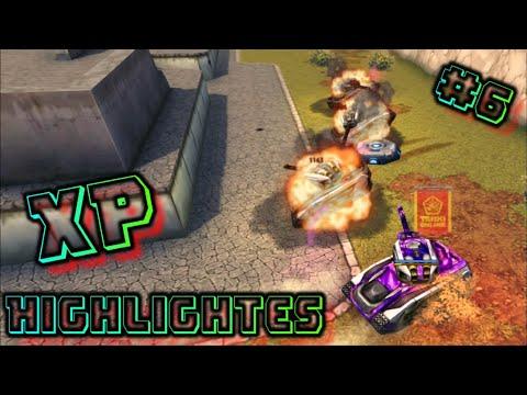 Tanki Online - XP/BP Highlightes #6! - MrThunder 2020!