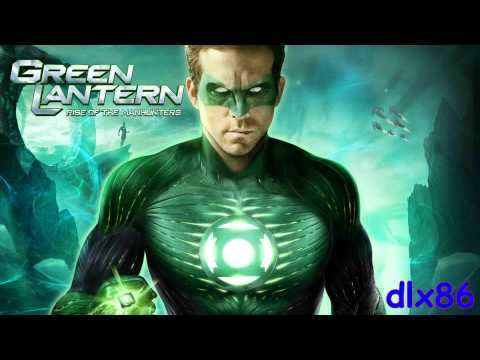 Green Lantern: Rise of the Manhunters OST - Main Theme