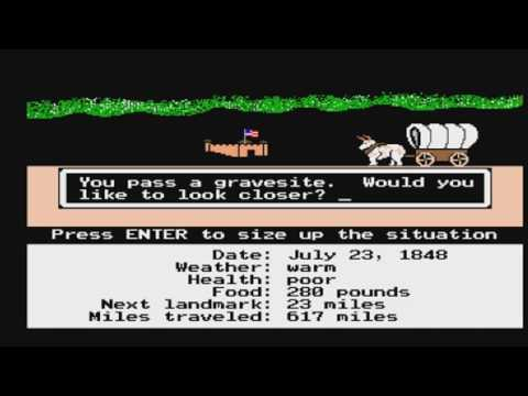 The Oregon Trail Return
