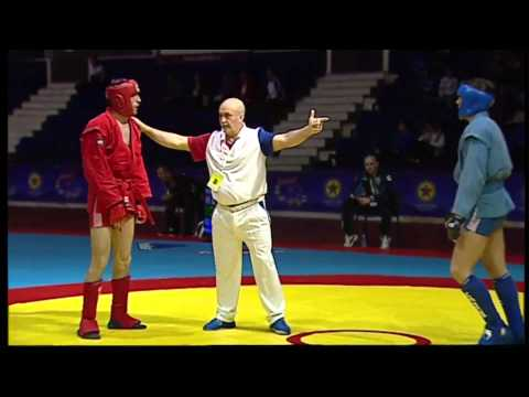 Sambo European Championship 2014 Day 1 part 3 Romania Bucharest