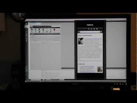 Demo of Cordova (PhoneGap) Qt version of Wikipedia Mobile