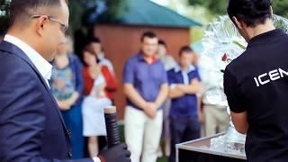 Роскошная русская свадьба г. Москва  клип artvideograph.ru