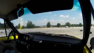 Skoda 136L/A Joyride practice