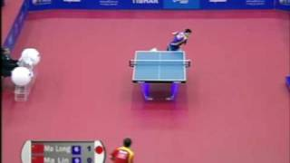 Kuwait Open: Ma Long-Ma Lin