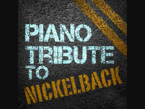 Rockstar - Nickelback Piano Tribute