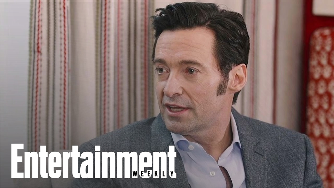 Hugh Jackman Says Goodbye To Wolverine With 'Logan' | Cover Shoot | Entertainment Weekly