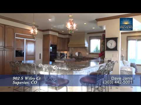 902 S Wiley Ct, Superior, Colorado, Luxury Home for Sale