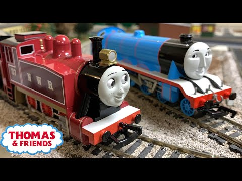 Rosie-Red Bachmann HO Scale Thomas & Friends Trains – Viewer Requests